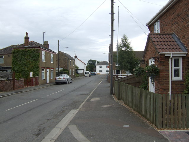 East Street, Manea