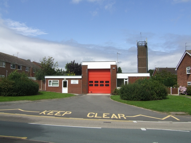 Codsall Fire Station