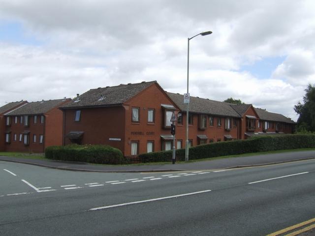 Pendrell Court, sheltered housing