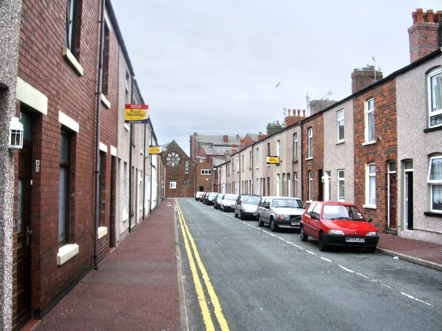 Coulton Street, Barrow-in-Furness