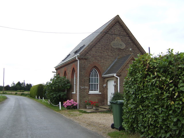Converted Zion Chapel, Tipp's End