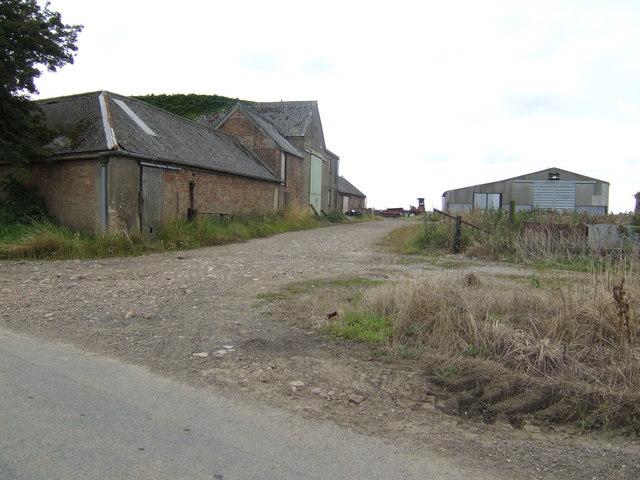 Elder Farm, Welney
