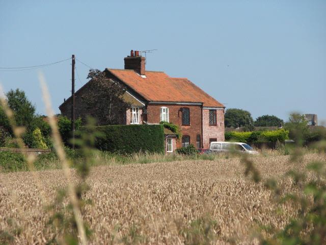 House near Bradmoor Farm
