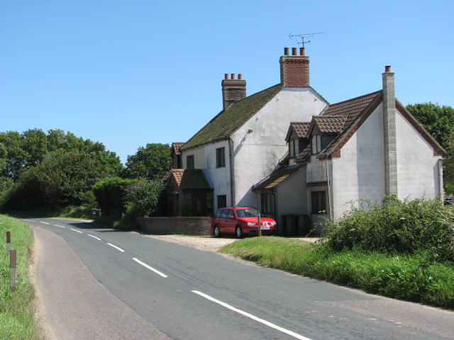 Tungate Farm Cottage