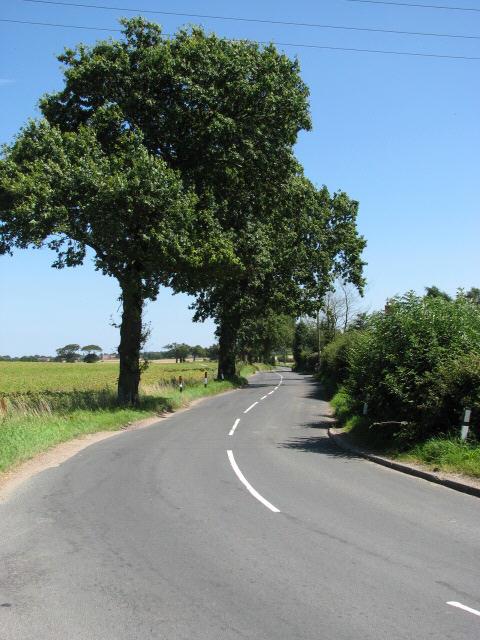 B1145 (North Walsham Road)