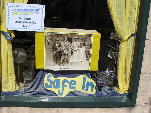 Safe In