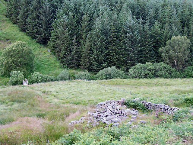 Maes-y-Betws and Doethie Crossing, Ceredigion