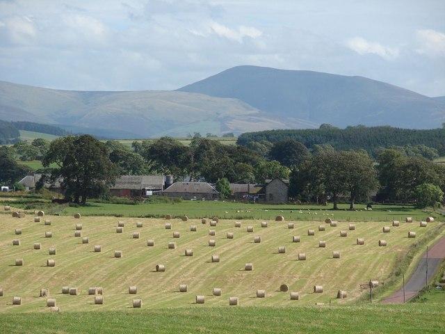 Grange Farm at Grangehall