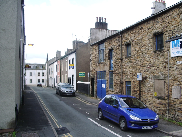 Christian Street, Workington