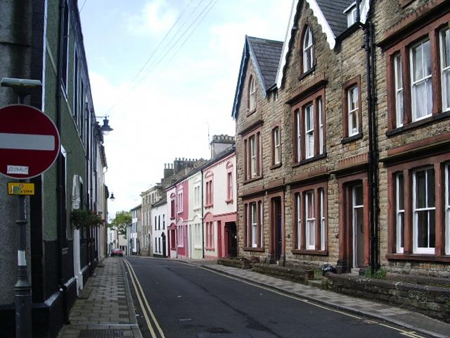 Curwen Street, Workington