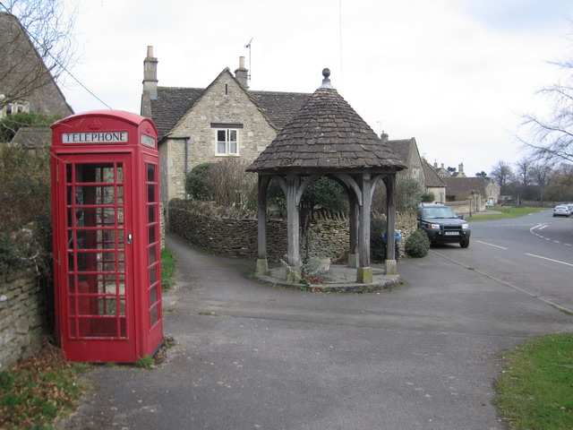 Biddestone Village Wellhouse
