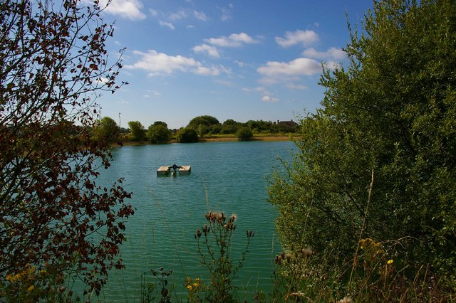 Roding Reservoir