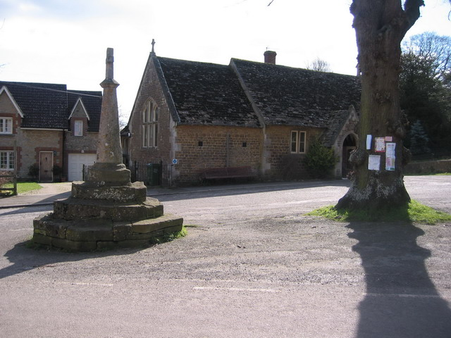 Bremhill Village Cross