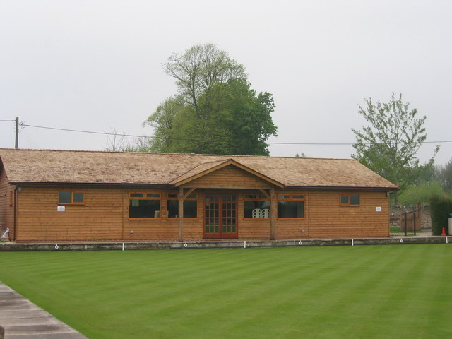 Corsham Bowling Clubhouse and Green