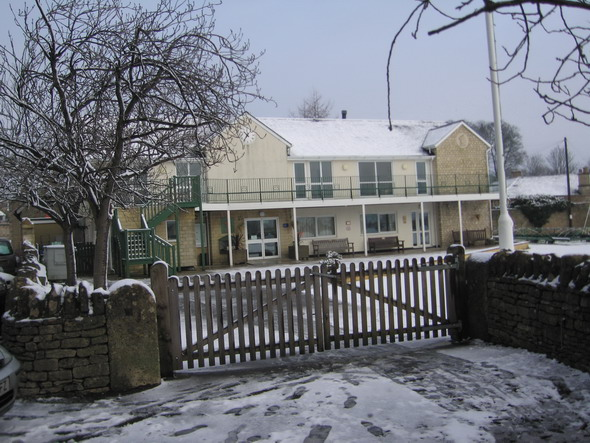 Corsham Cricket Clubhouse