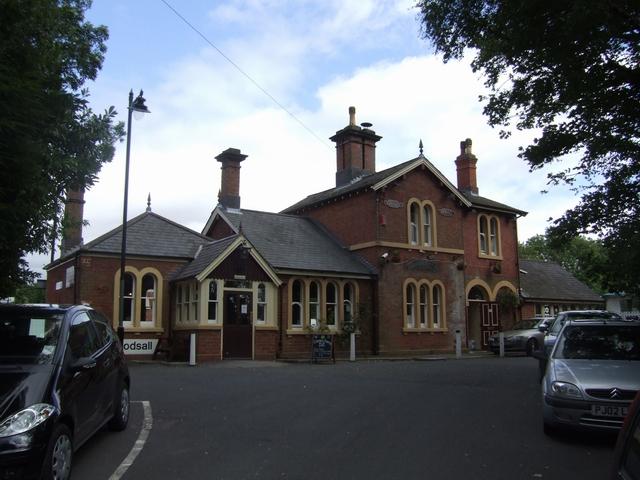 Codsall Railway Station