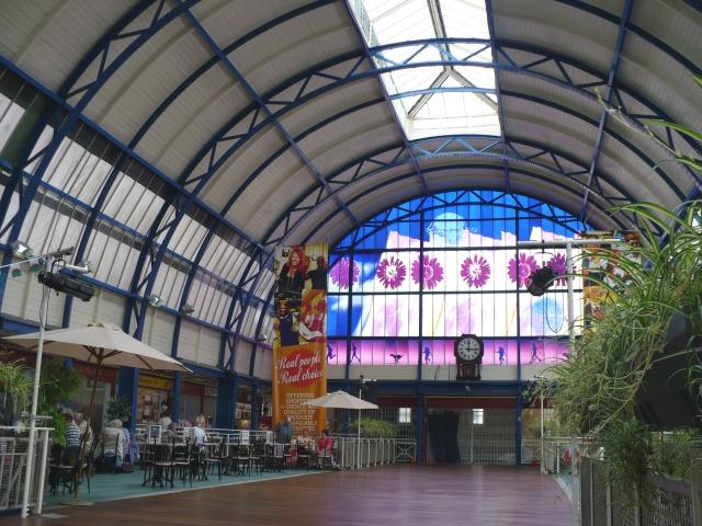The Gallery, Newport Indoor Market