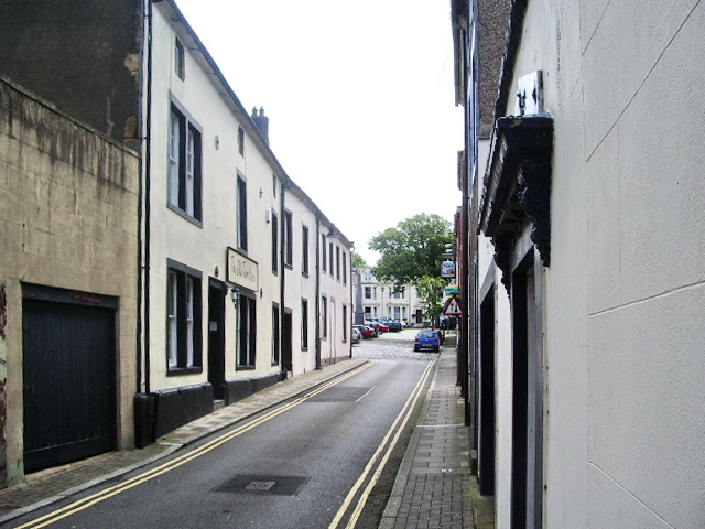 Portland Street, Workington