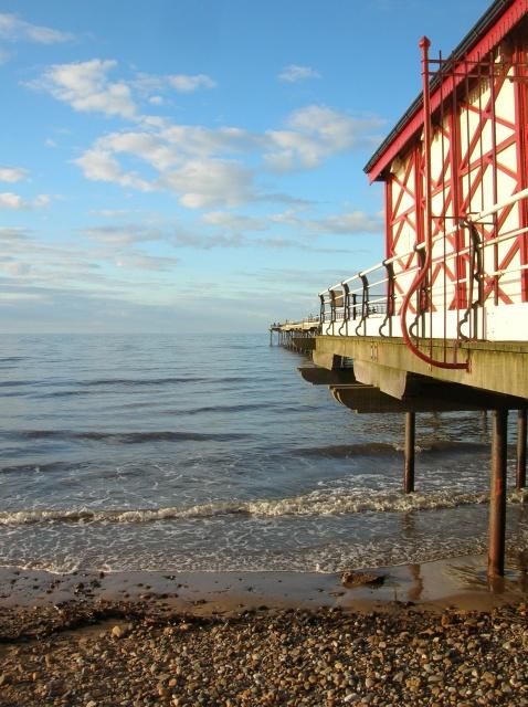 Pier at Saltburn