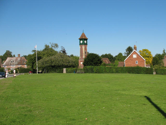 Sandhurst village green