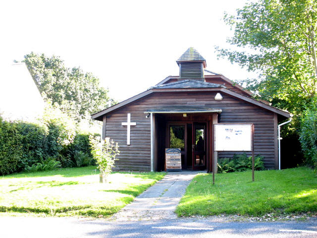 Sandhurst mission church