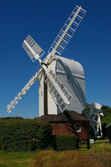 Aythorpe Mill