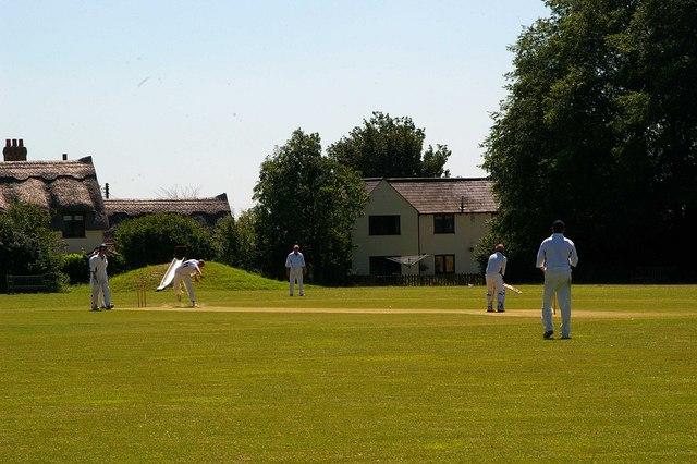 Aythorpe Recreation Ground