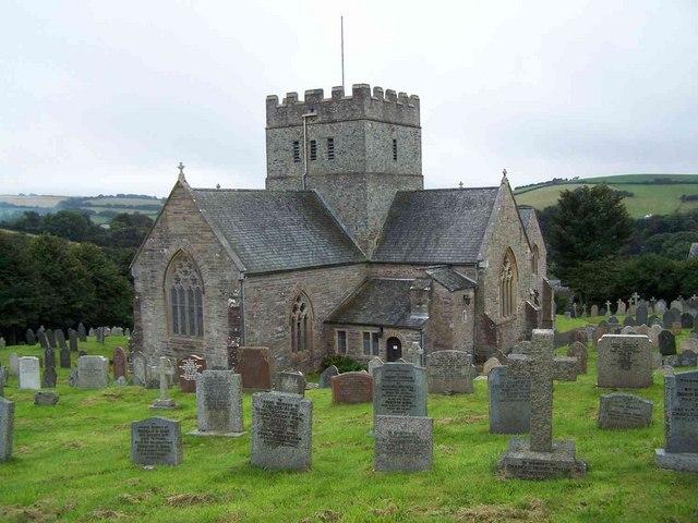 Aveton Gifford, St. Andrew