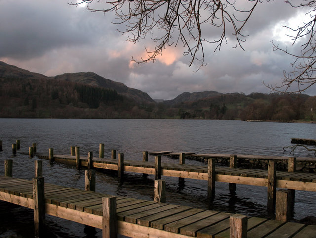 Coniston Landing Stage