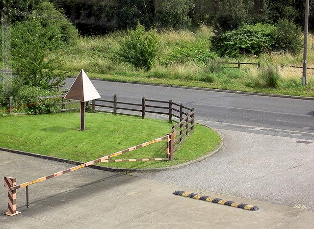 Entrance to Billington Structures Ltd