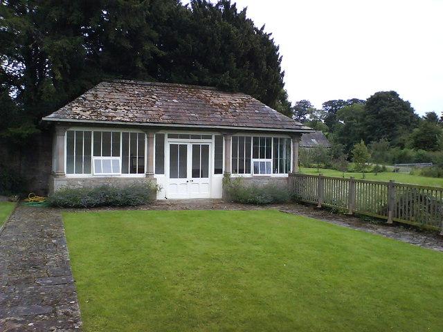 The Sunroom or Teahouse