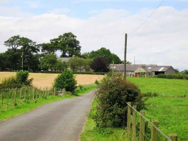 North Carter Moor Farm