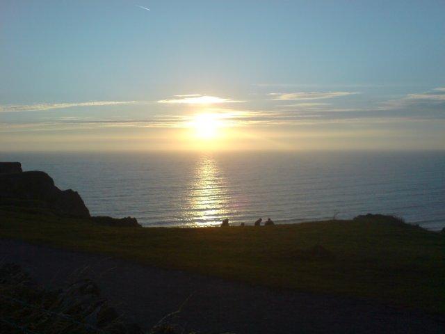 Rhossili Sunset