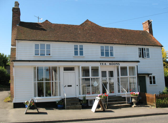 Sandhurst village tea room
