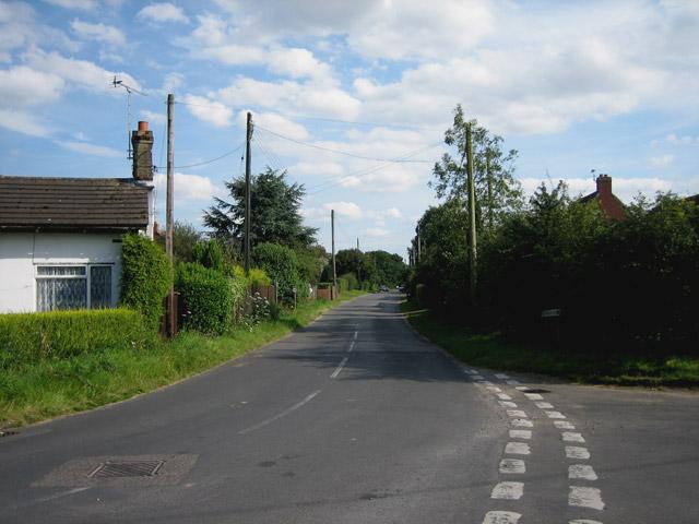 Reepham Road, Briston