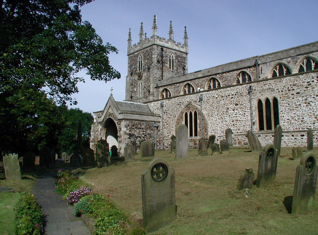 Parish Church of St. Nicholas, Hornsea