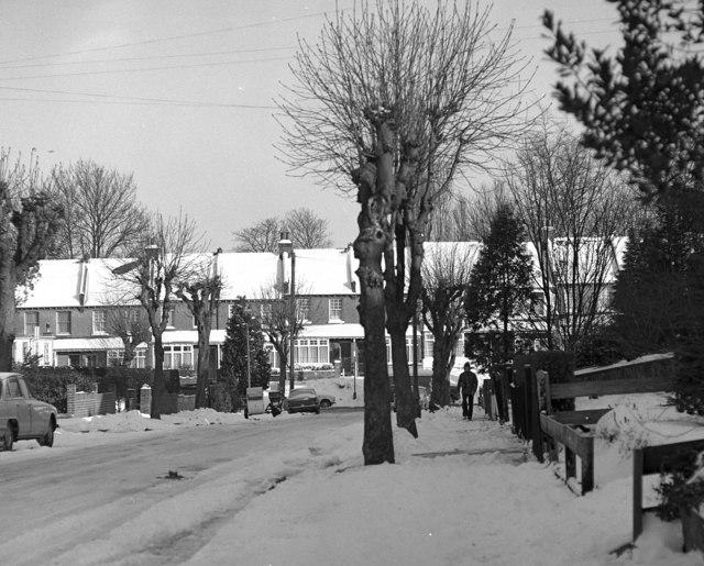 Windermere Road, Coulsdon, Surrey