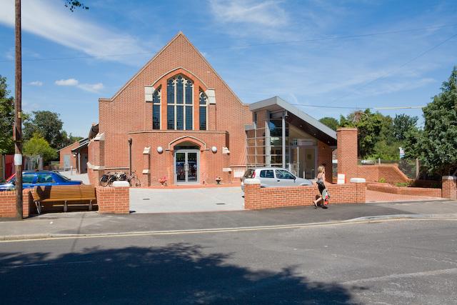Cornerstone, Hythe United Reformed Church