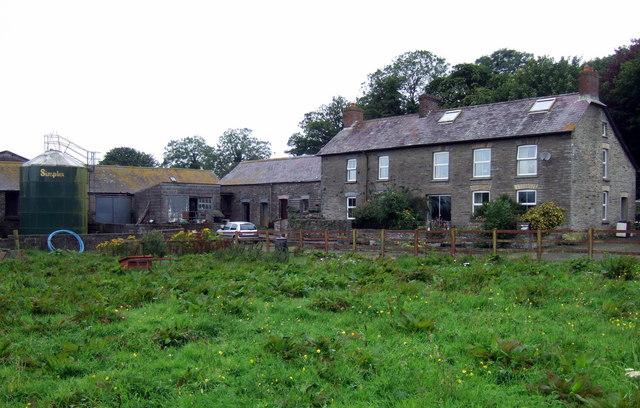 Nant Gwyn farm
