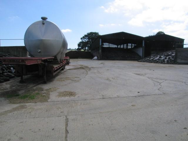 Smelly depot
