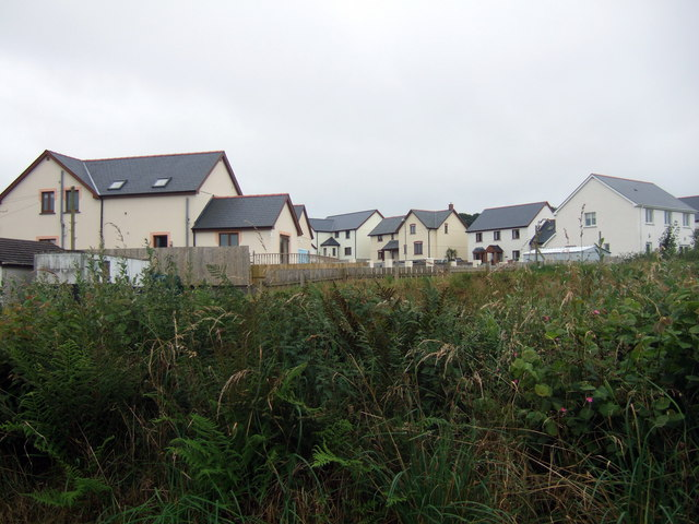 New houses at Hermon
