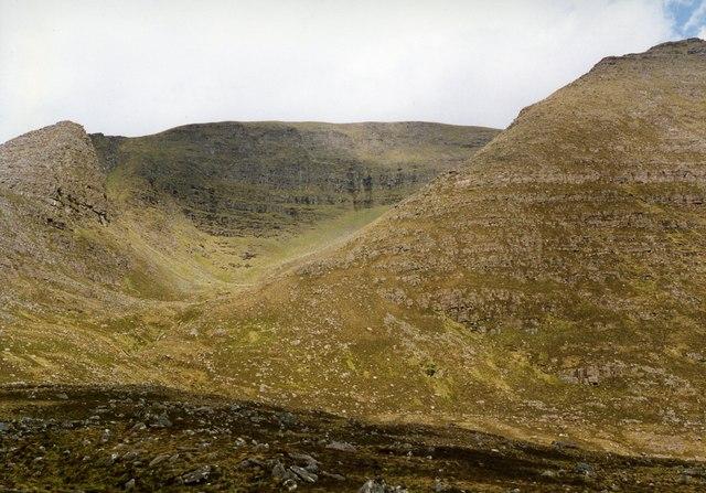 Coir ' an Laoigh, Beinn Alligin
