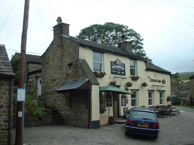 The Crown Inn, Askrigg