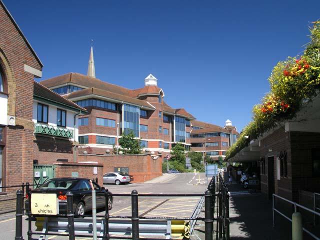 Royal Sun Alliance building