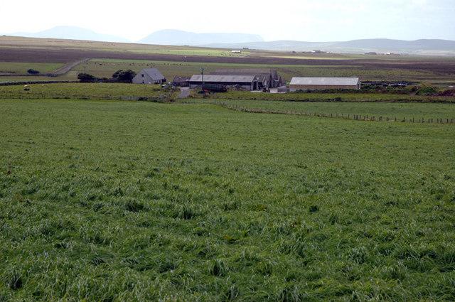 Farm of Eastabist, Birsay