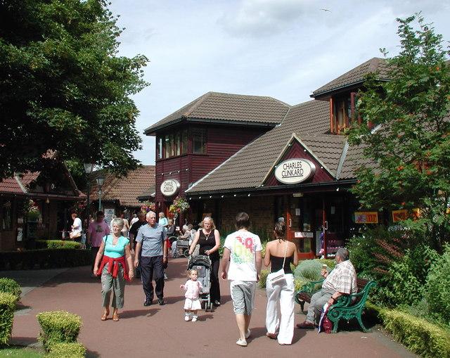 Freeport Shopping Village, Hornsea