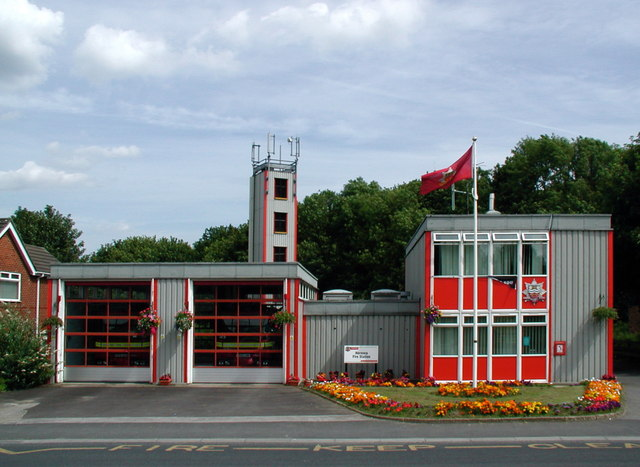 Hornsea Fire Station