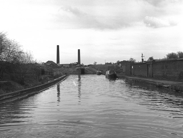 Trent and Mersey Canal, Middlewich