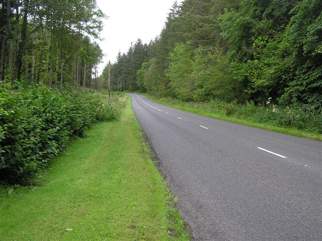 Road at Fardrum