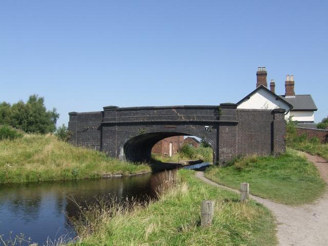 Friars Bridge, Cannock Extension Canal